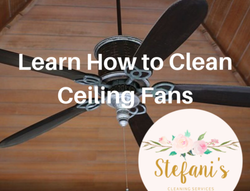 Learn How to Clean Ceiling Fans: 5 Hacks