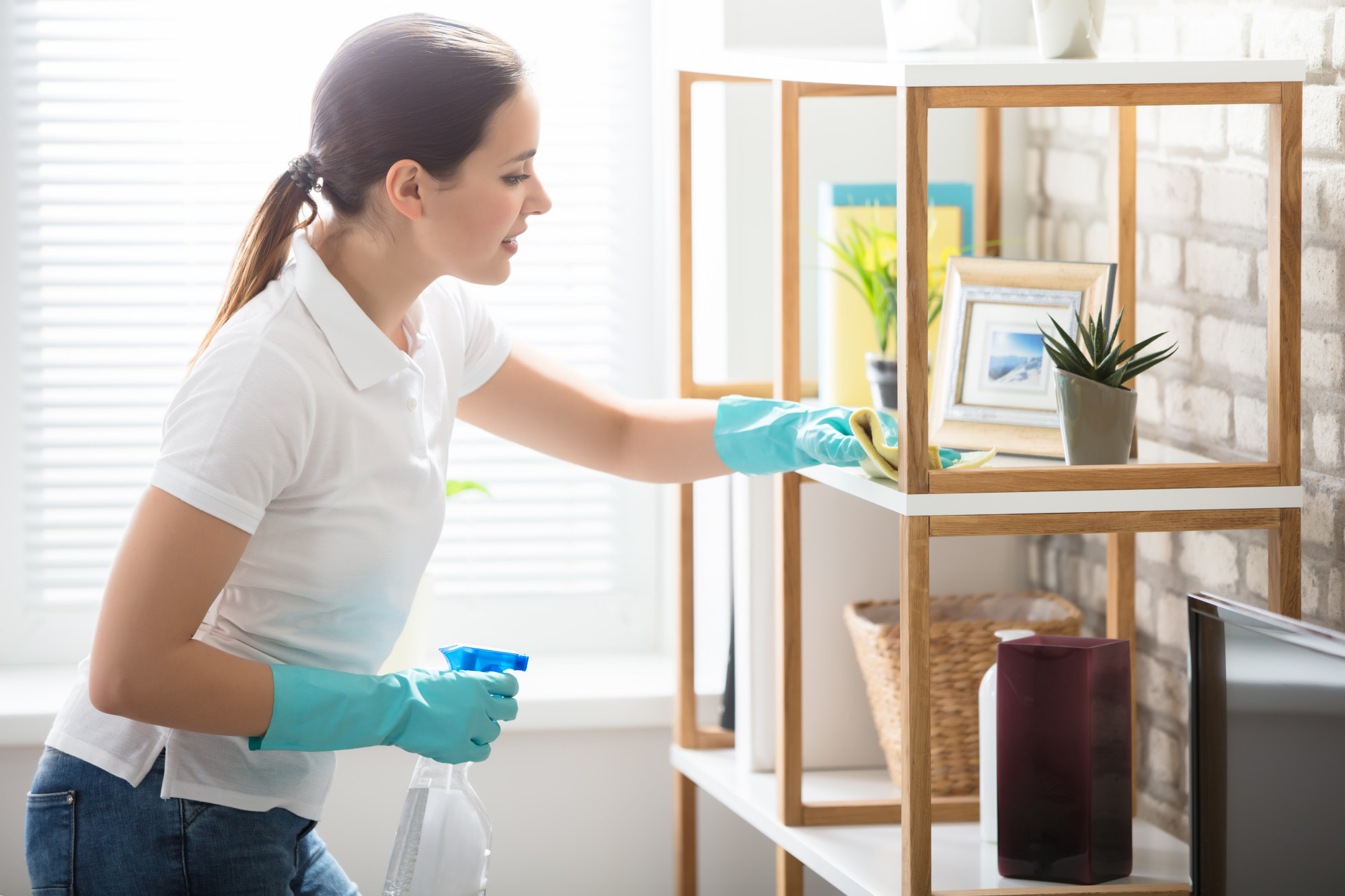 hire a house cleaner