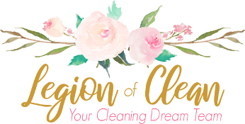 Legion Of Clean Logo